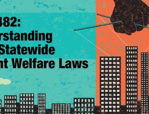 AB 1482 - California Rent Control Law